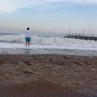 11/17/2012 tarihinde İpek Ö.ziyaretçi tarafından Akka Antedon Hotel's Beach'de çekilen fotoğraf