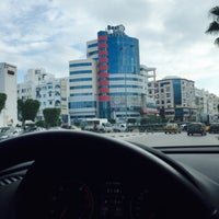 Photo taken at Avenue 14 Janvier by Ahmad M. on 12/17/2015