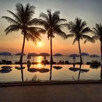 Photo taken at Lanta Casuarina Beach Resort Koh Lanta by Eric on 3/2/2014
