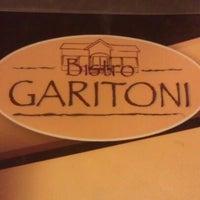 Photo taken at Bistro Garitoni by Abram B. on 10/20/2012