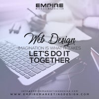 Photo taken at Empire Marketing & Design by Angel A. on 1/4/2018