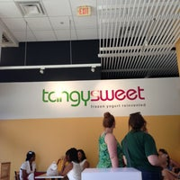 Photo taken at Tangysweet by Sarah Z. on 7/14/2013