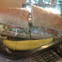 Photo taken at Larry's Giant Subs by Eric on 1/22/2013