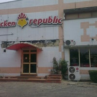 Photo taken at Chicken Republic - Victoria Garden City by iGbenga on 2/9/2013