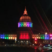 Photo taken at Civic Center Plaza by Jackie on 6/26/2015