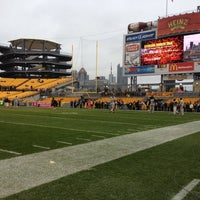 Photo taken at Heinz Field by Steel6 on 10/28/2012