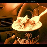 Photo taken at Cold Stone Creamery by ቢያቢ ቢ. on 5/13/2013