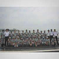 Photo taken at Changi Naval Base by Jas T. on 5/5/2015