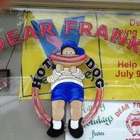 Photo taken at Dear Franks by Rachel S. on 8/10/2013