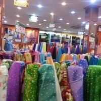 Photo taken at Salem Aziz Textiles Sdn. Bhd. by Zulaikha Z. on 4/12/2014