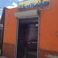 Photo taken at Taqueria Ensenada by Carlos C. on 3/1/2014