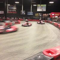 Photo taken at MB2 Raceway by Douglas on 2/24/2013