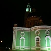 Photo taken at Свято-Троицкий кафедральный собор by Григорий Е. on 10/26/2013