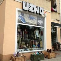 Photo taken at UZWO Shop Berlin by Billy K. on 7/10/2013