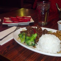 Photo taken at Genghis Khan by Stan R. on 1/3/2013