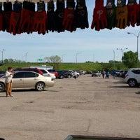 Photo taken at Super Flea Market by Scott M. on 5/3/2014