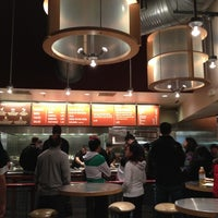 Photo taken at Chipotle Mexican Grill by Arturo on 11/12/2012