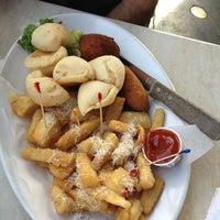 Photo taken at Bossa Nova Brazilian Cuisine by Meire on 2/1/2013