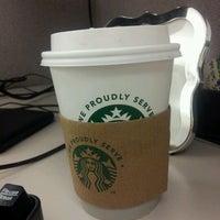 Photo taken at Starbucks Inside JCP by Ash H. on 1/23/2013