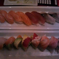 Photo taken at RA Sushi Bar Restaurant by Frank J. on 12/1/2012