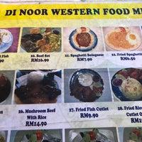 Photo taken at Restoran Nasi Kandar Di Noor by Saed M. on 5/9/2017
