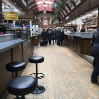 Photo taken at Malmö Central Station Food Court by Lars M. on 3/13/2017