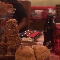 Photo taken at Dukkan Burger by taif on 4/20/2018