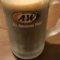 Photo taken at A & W by Jeremy L. on 11/6/2017