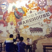 Photo taken at Seafood and Ribs Warehouse by Biboy on 12/23/2016