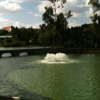 Photo taken at La Encantada by Tere on 7/30/2013