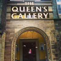Photo taken at The Queen's Gallery by Casey C. on 6/28/2013