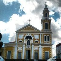 Photo taken at Igreja São Frei Pedro Gonçalves by Ailton D. on 11/22/2012