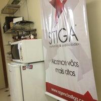 3/8/2013에 Fernando A.님이 Agência Stiga에서 찍은 사진
