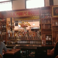 Photo taken at Elk Public House by Maria O. on 9/22/2012