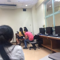 Photo taken at FEU Electronic Library by Sashie L. on 11/25/2015