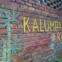 Photo taken at Kalumpang Resort Training Center by Aqief F. on 6/4/2013