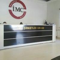 Photo taken at İmc Şirketler Grubu by M.Hakan Ö. on 6/20/2016