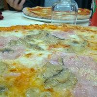 Photo taken at Ristorante Pizzeria Desiderio by Riccardo R. on 11/10/2012