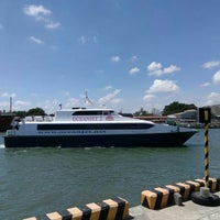 Photo taken at SuperCat Ferry Terminal by Loi D. on 5/3/2016
