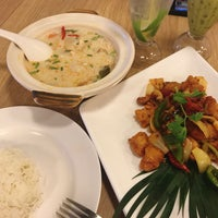 Photo taken at Sawasdee Thai Food by jeerawan y. on 5/18/2017