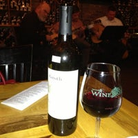 Photo taken at Wine Bar at the Classic Wineseller by Steve S. on 12/29/2012