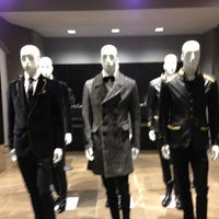 Photo taken at Zara by Sebastian D. on 11/25/2012