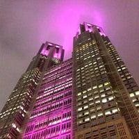 Foto tirada no(a) Tokyo Metropolitan Government Building por S.Fujiwara em 10/1/2013