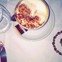 Photo taken at Le Café by Haifa on 9/11/2016