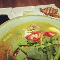 Photo taken at Soup Broth Asia by Ian D. on 10/2/2013