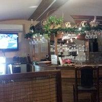 Photo taken at Expressz Pizza by VARGA B. on 12/21/2012