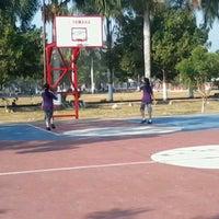 Photo taken at Alun Alun Bondowoso by arinayy on 9/18/2012