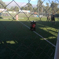 Photo taken at Soccer Pro by Patricio Javier O. on 12/17/2017