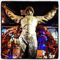 Photo taken at Memorial Museum of Cosmonautics by Philipp on 11/18/2012