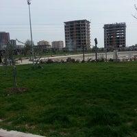 Photo taken at çoban çeşmesi by Esra U. on 4/23/2013